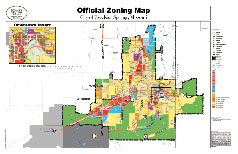 Cityof Excelsior Springs Official Zoning Map link image